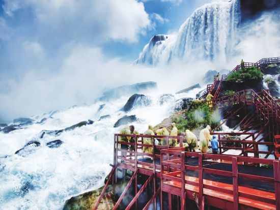North America cruises: Niagara falls