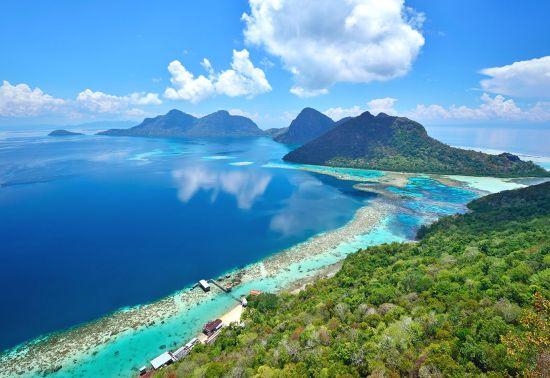 Sabah, Borneo, Asia cruise