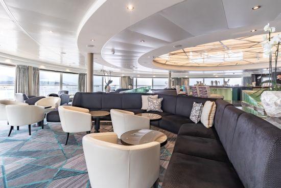 Seabourn Odyssey - Observation Bar