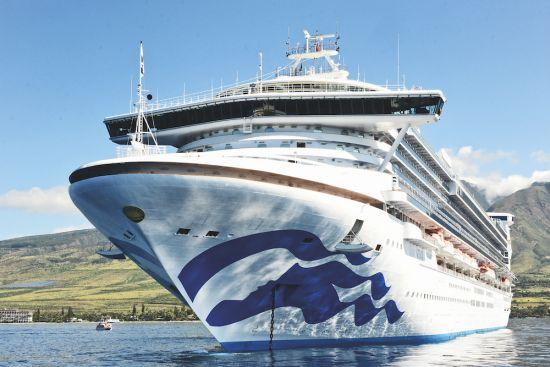 Princess Cruises: Star Princess
