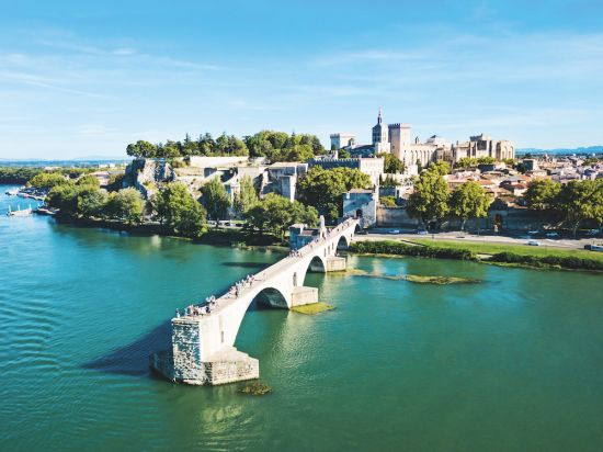 European river cruises: Rhone