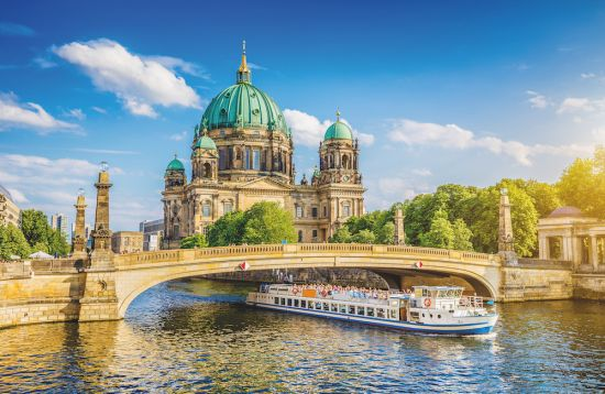 European river cruises: The Elbe Berlin