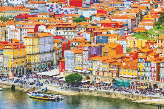 European river cruises: The Douro
