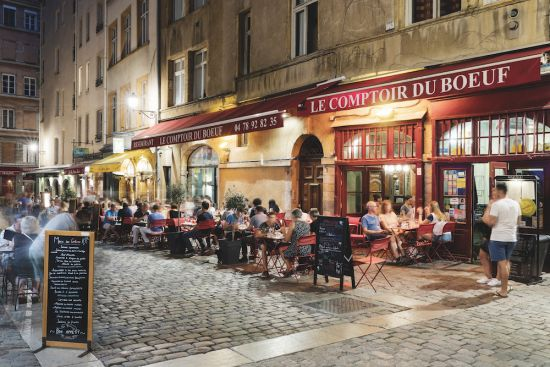 European river cruises: Lyon