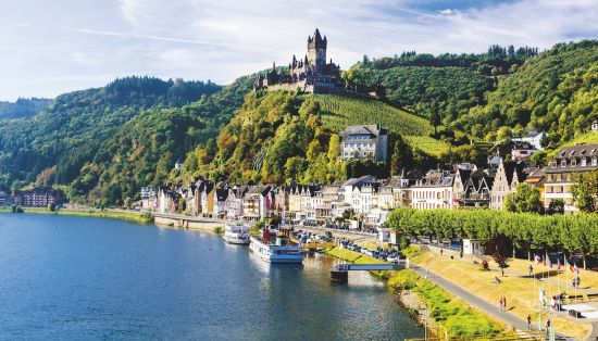 European river cruises: Moselle