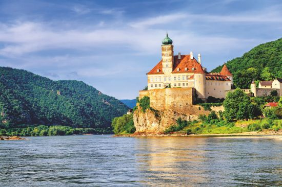 European river cruises: The Danube