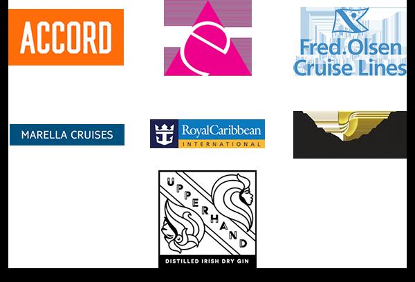 The Wave Awards 2020 sponsors