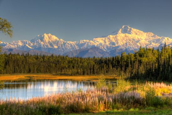 Alaska and Canada cruise: Denali