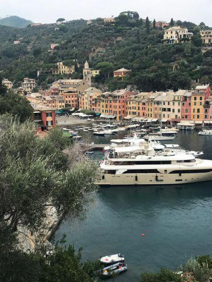 Crystal Serenity cruise: Portofino