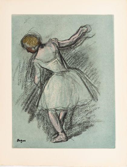 MSC Cruises: Degas, Danse Dessin (1)