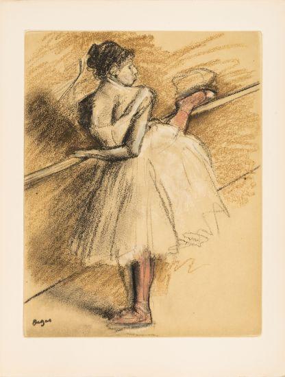 MSC Cruises: Degas, Danse Dessin (2)