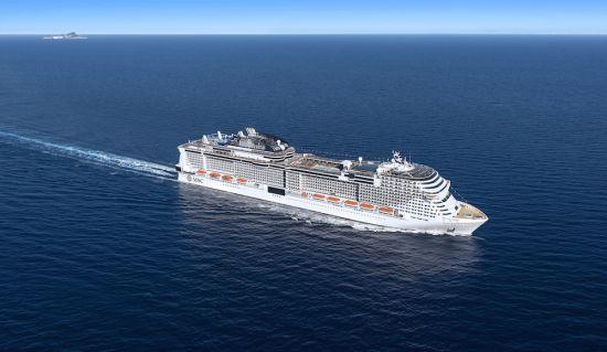 MSC Cruises Grandiosa