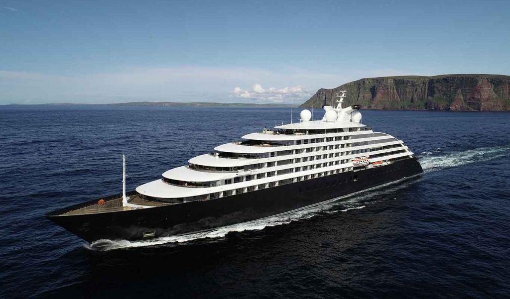 Scenic Eclipse cruise ship