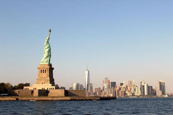 North America Statue