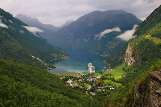 Geirenger Norway, Regent Seven Seas