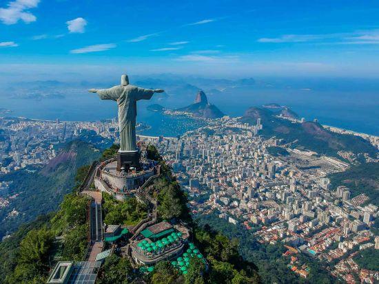 South American cruise, Rio de Janeiro