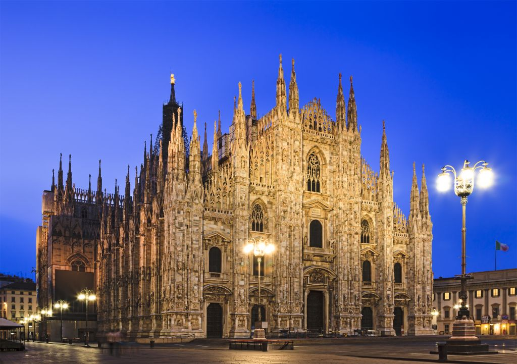 Italy Cathedral