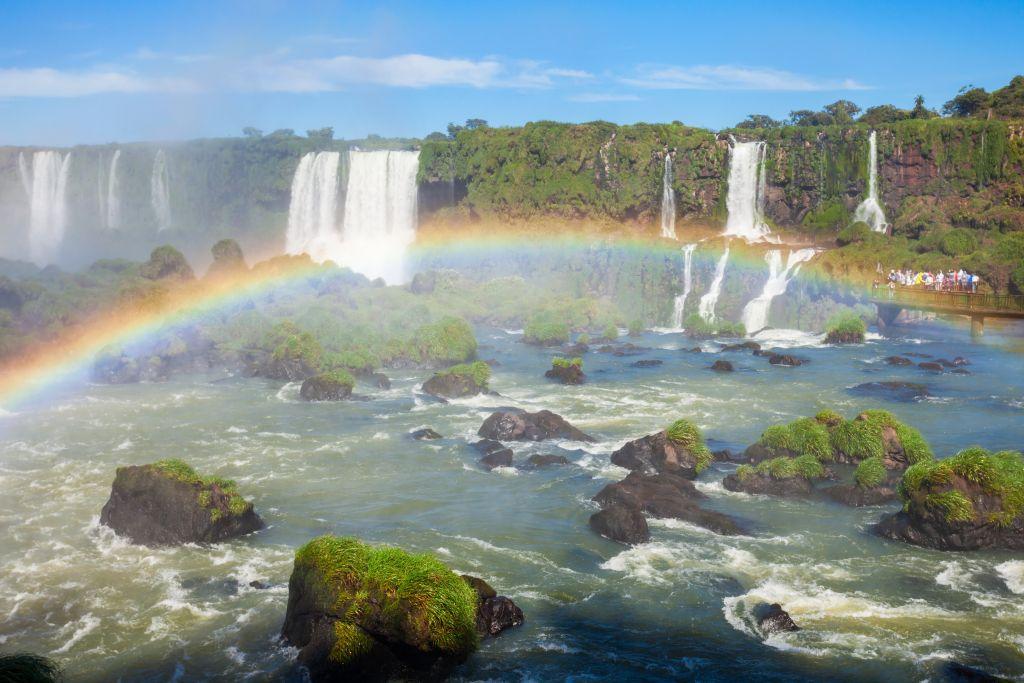 Buenos Aires, destination guide, Iguazu Falls