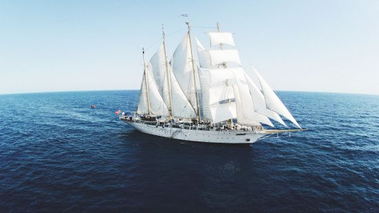 Star Clippers cruise ship review: family cruise