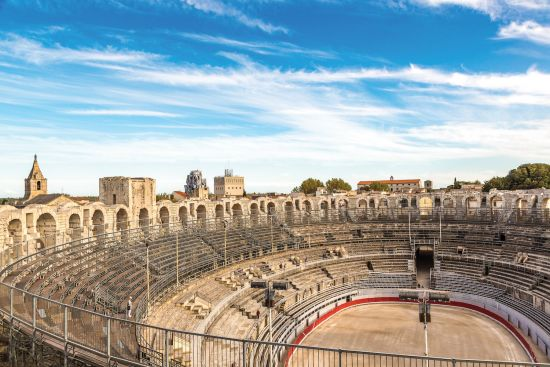 A-Rosa Andante- Arena and roman amphitheatre in Arles