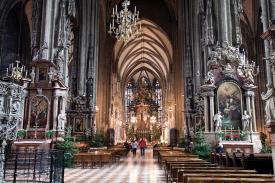 A-Rosa Andante-Stephansdom ,St Stephen's Cathedral in Vienna