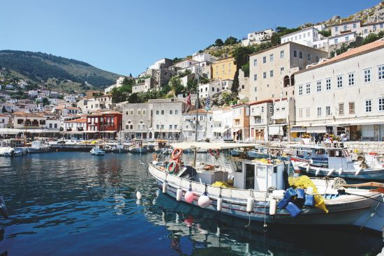Hydra Saronic Islands