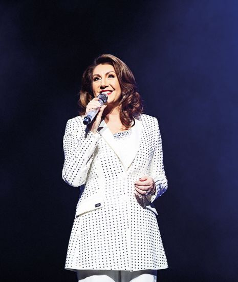 Win a cruise with Jane McDonald