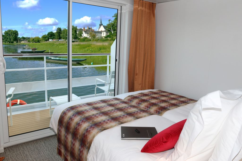 Cabin on the Loire Princesse