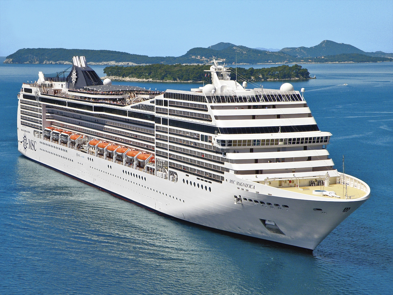 World of Cruising Magazine - MSC Cruises is Offering 24