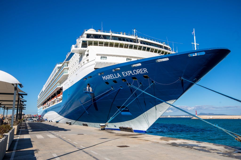 Marella Explorer cruise ship secrets