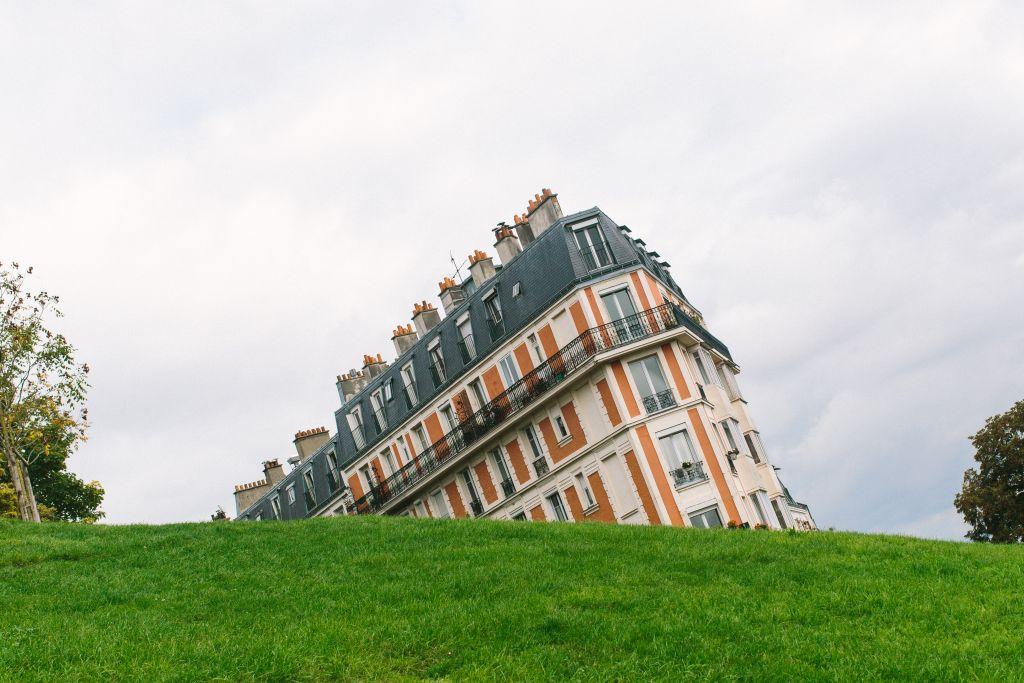 Paris guide, Sinking House