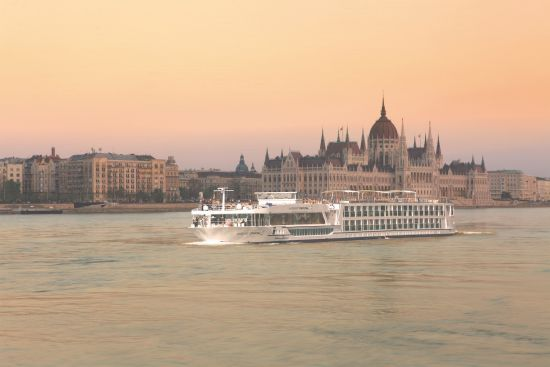 Scenic Darcey Bussell Danube river cruise