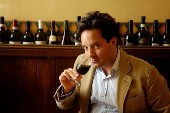 Will Lyons, wine journalist