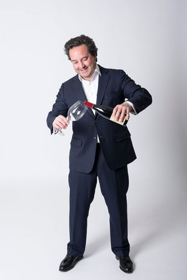 Will Lyons, wine, Cunard cruise