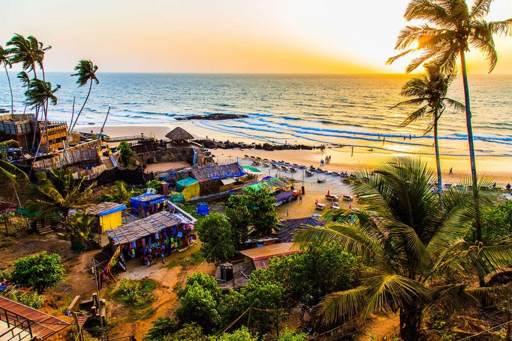India cruise, Goa