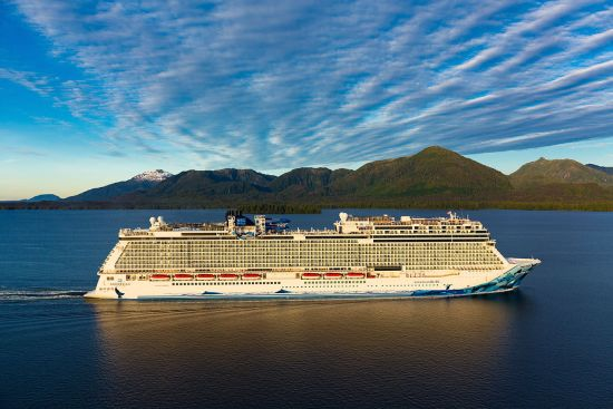 Norwegian Bliss, Alaska