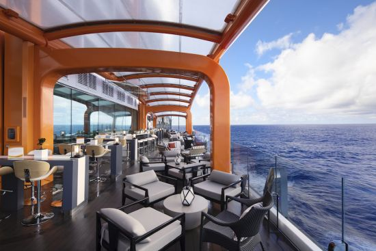 Celebrity Cruises Gay Times: Magic Carpet