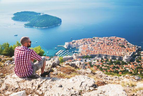 Dubrovnik port city guide