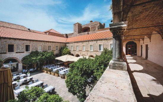 Dubrovnik port city guide: Klarisa