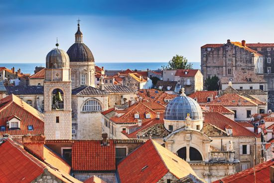 Dubrovnik city guide: The old town
