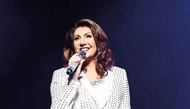 Jane McDonald The One Show