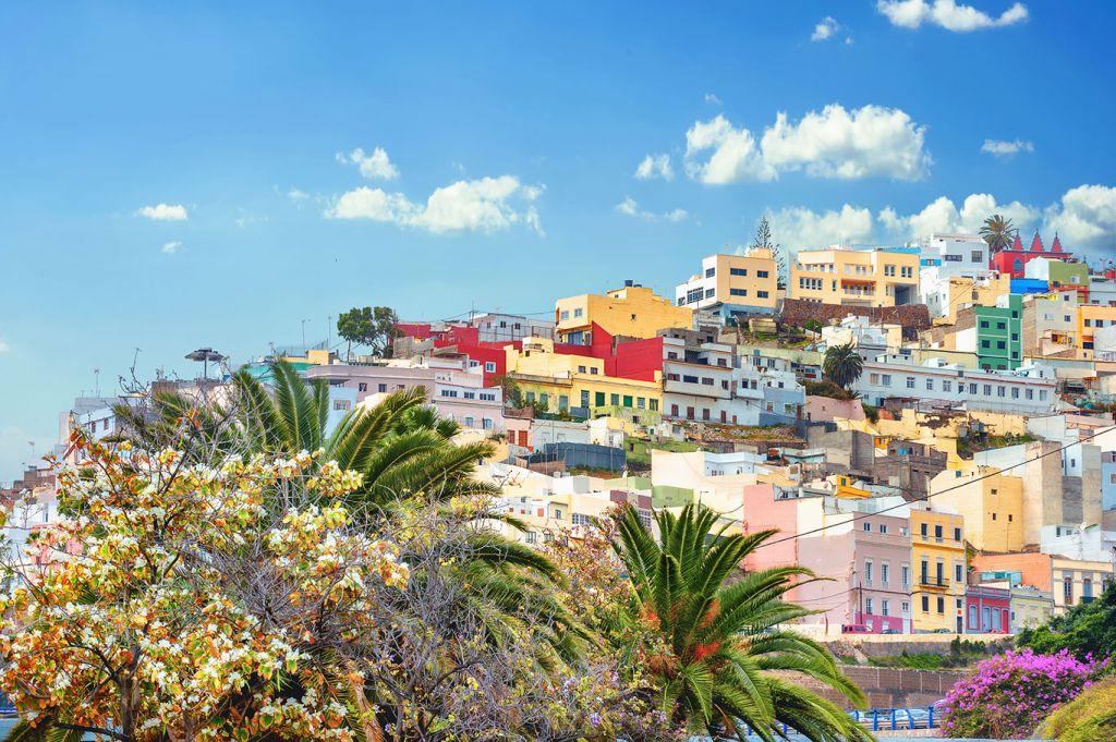 Las Palmas, Fred Olsen round the world cruise