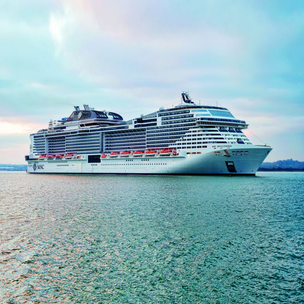 MSC Bellissima: How to choose perfect cruise line and ship