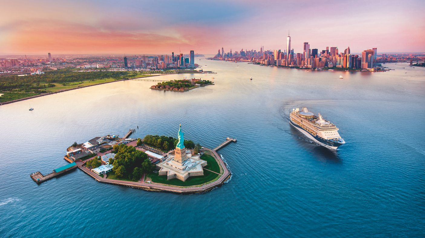 Marella Cruises Discovery in New York
