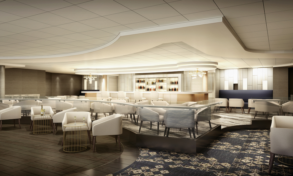 Norwegian Spirit -Magnum's Champagne & Wine Bar