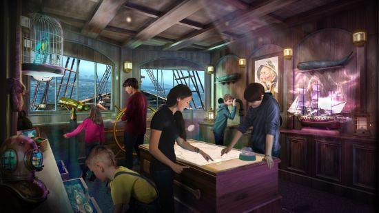 Princess cruises Phantom escape room