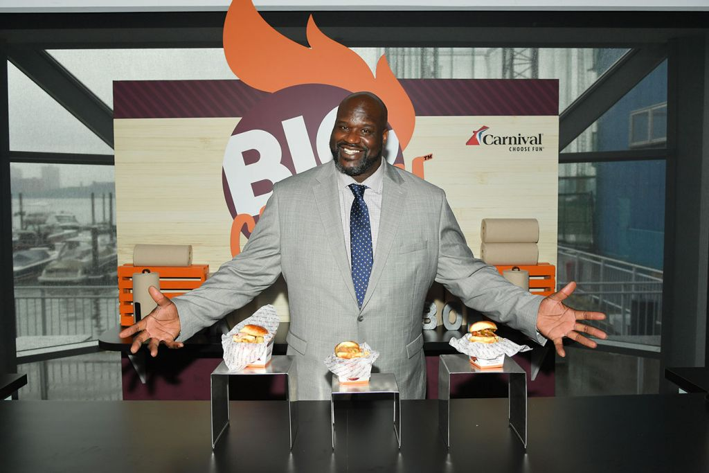 Shaquille O'Neal Big Chicken