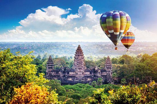 Cambodia's Angkor Wat temples