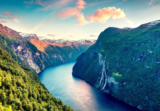 2021 cruises: Norwegian Fjords