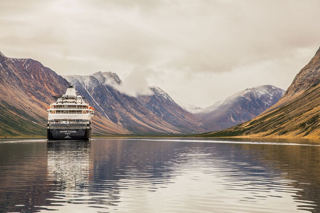Silversea, Silver Cloud, expedition world cruise